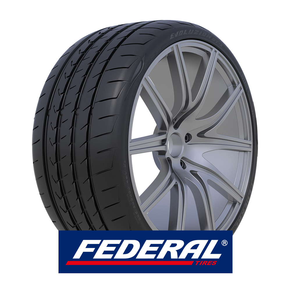 federal tyres 265 30zr19 93y xl evoluzion st 1 tyreworld. Black Bedroom Furniture Sets. Home Design Ideas